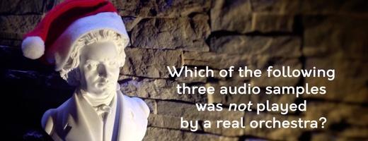 Kleines Audio-Rätsel