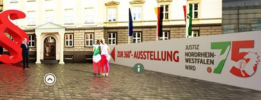 75 Jahre Justiz NRW