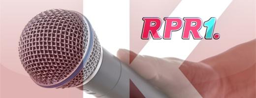 Radio-Interview bei RPR1