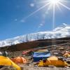 Jura Base Camp