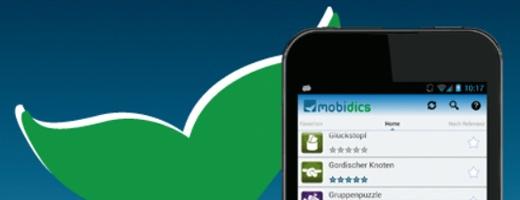 "Didaktik-App ""MobiDics"""