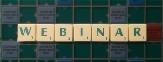 """Begriff """"Webinar"""" darf allgemein verwendet werden"""