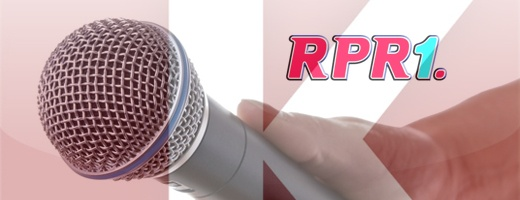 Radio-Interview bei RPR1