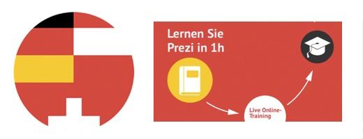 Prezi auf Deutsch
