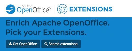 Neues von OpenOffice